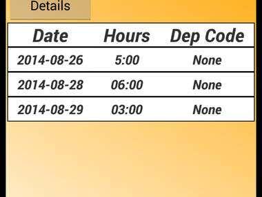 Block Hour Control