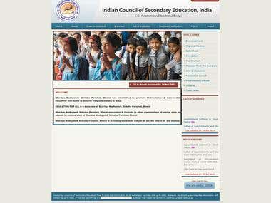 Indian Council of Secondary Education