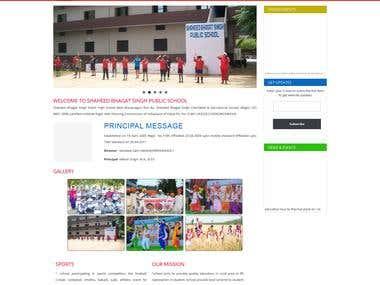 Shaheed Bhagat Singh Public School