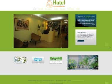 Josephs Hotel website
