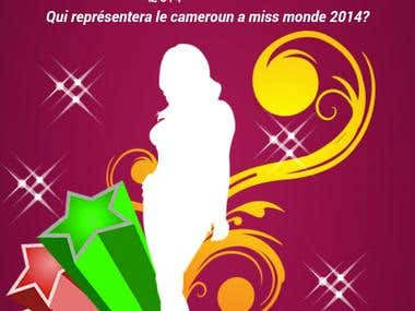 Miss Cameroun - Android Application
