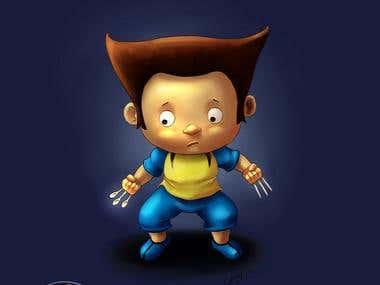 Mini Wolverine