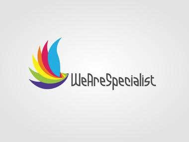 We Are Specialists Logo