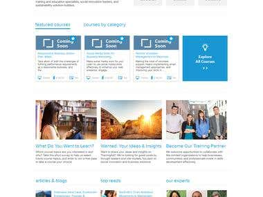 Tags:- LMS E Learning Drupal consulting Drupal Theming