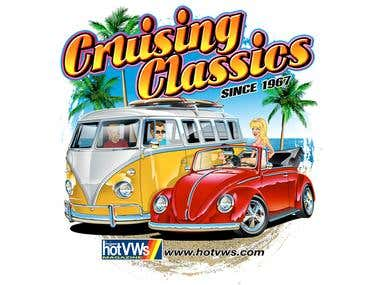 Cruising Classics - Hot VWs Magazine