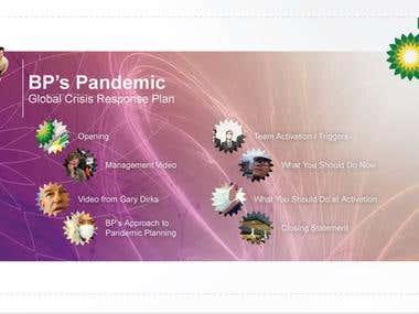 BP Pandemic Global Crisis Response Plan
