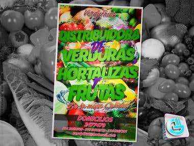 Verdifrut Poster
