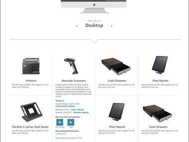 POS Hardwares Page