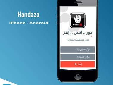 Handaza App