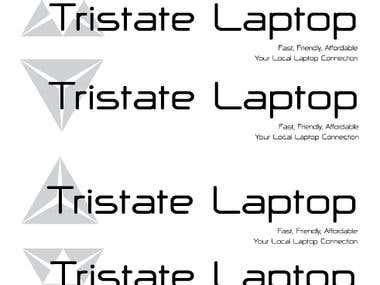 Tristate Laptop Logo Designs