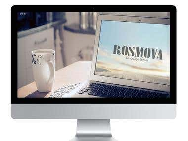 Website Rosmova