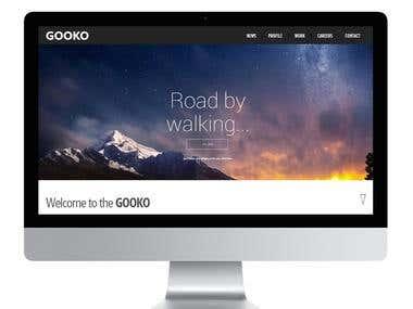 Website Gooko