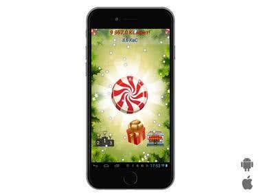 Mobile Game Candymaster