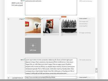 Artmobia Web Application