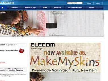 Elecom India Pvt Ltd