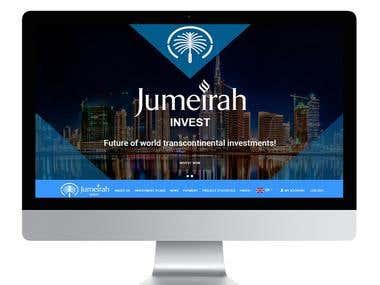 Website Jumeirah