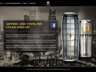 Sapporo contest website