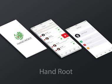 handroot app
