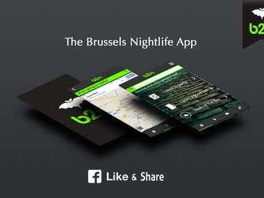 Design for App Pre-launch; Screen Mockups