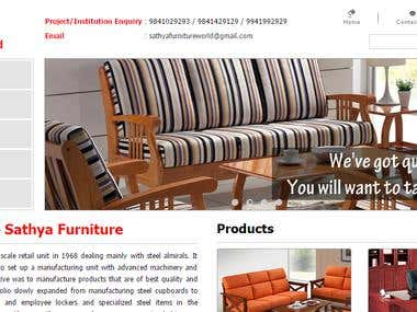 Sathya Furniture