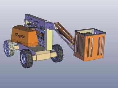 Complex machinery design