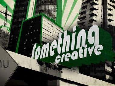 SOMETHING CREATIVE WITH ASHU