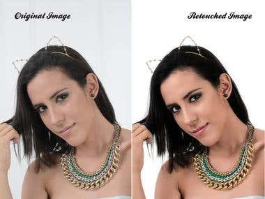 Photo Editing, Retouching (wedding-fashion-product)