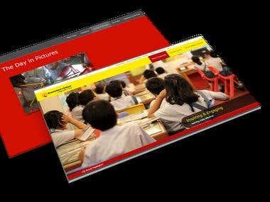 Generations School - Engagement Portal