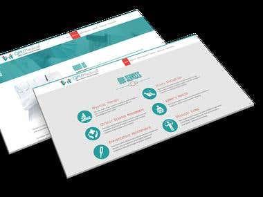 QMJ Medical - Wordpress Website