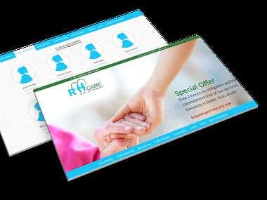 RH Care - Web Portal