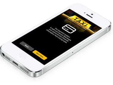 Book A Ride - iPhone & Android App