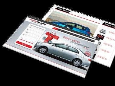 TOYOTA SURE - Web Portal