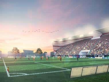 Proyecto Estadio 1
