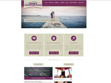 Toronto production house website