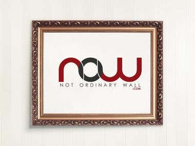 Now - not ordinary wall