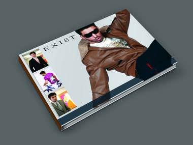 Wide Brochure Design