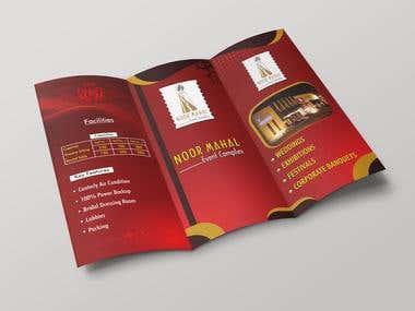 Fold Brochure Design