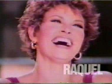 Raquel Welch TV Spot