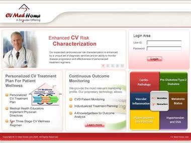 CV Med Home