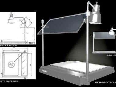 3D design element