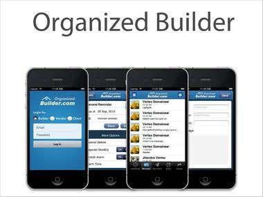 Organized Builder