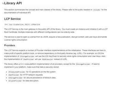 Cross-platform C++ DRM decryption library