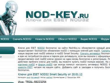 Nod-Key