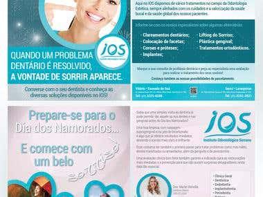 Flyers A5 - IOS Odontologia