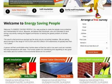 Wellcome To Energy Saving People