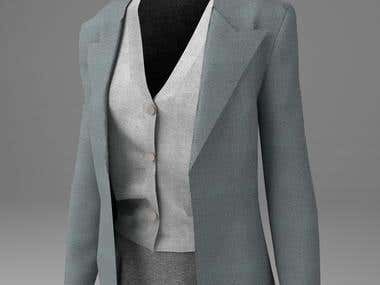 3D MODELLING CLOTH