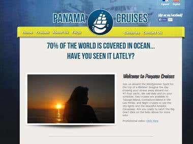 Cruise Ship Site