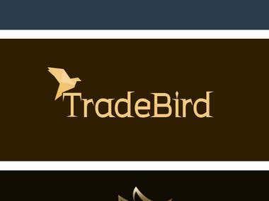 TradeBird Logo Designing