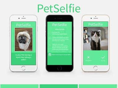 Pet Selfie App