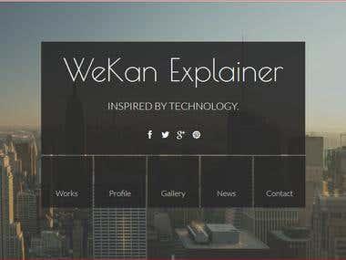 WeKan explainer